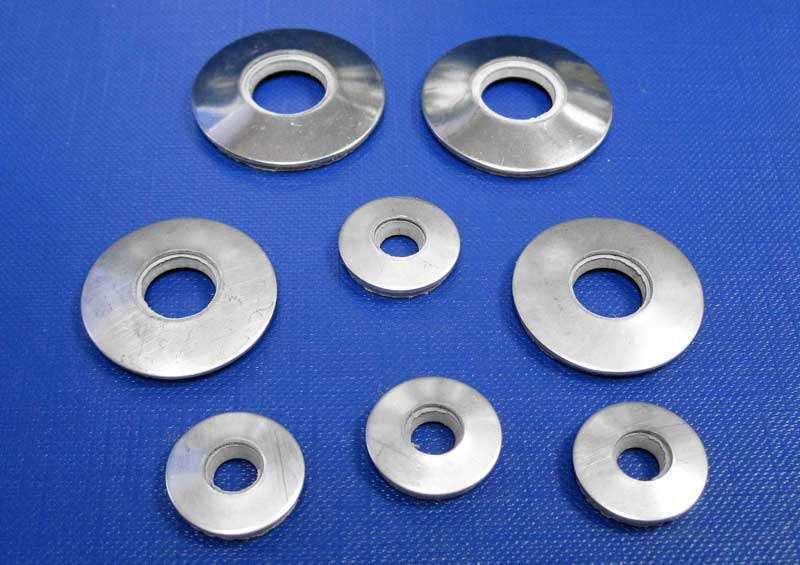 Neoprene Sealing Washers 4.7mm up to 13mm L9098