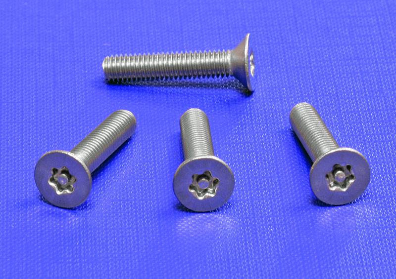 Security Fasteners : Avon Stainless Fasteners Industrial