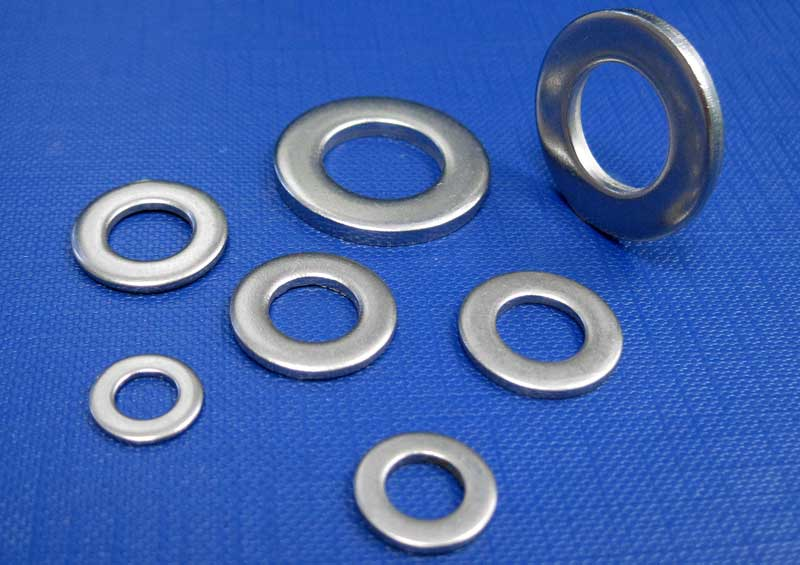 Plain Washers Form A Din125A (A2-A4-A5)