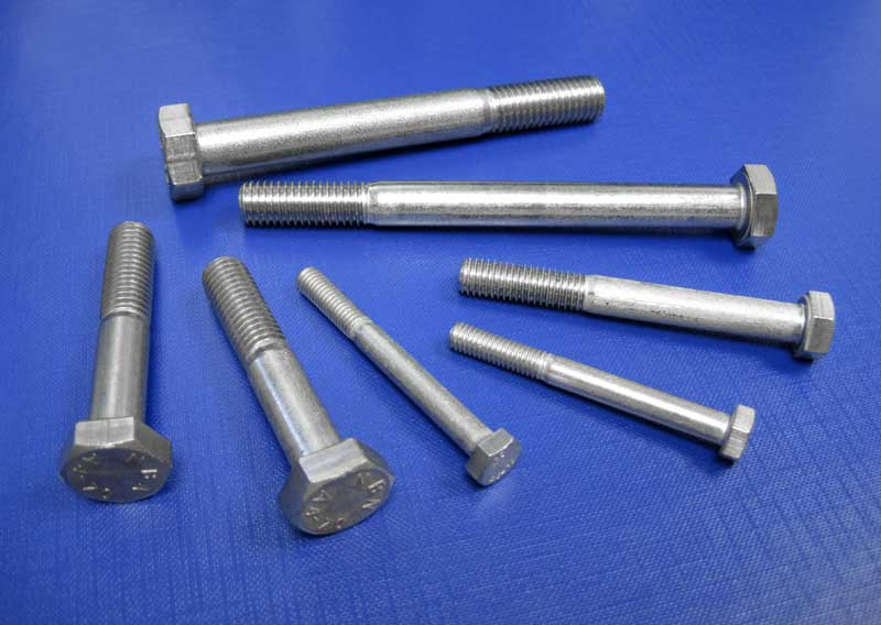 Hexagon Head Bolts A4/70 M5 up to M36 Din931