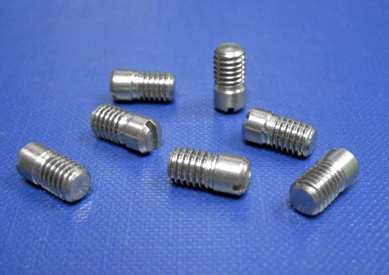 Headless Screws Slotted With Chamfered Ends M2 up to M10 Din427