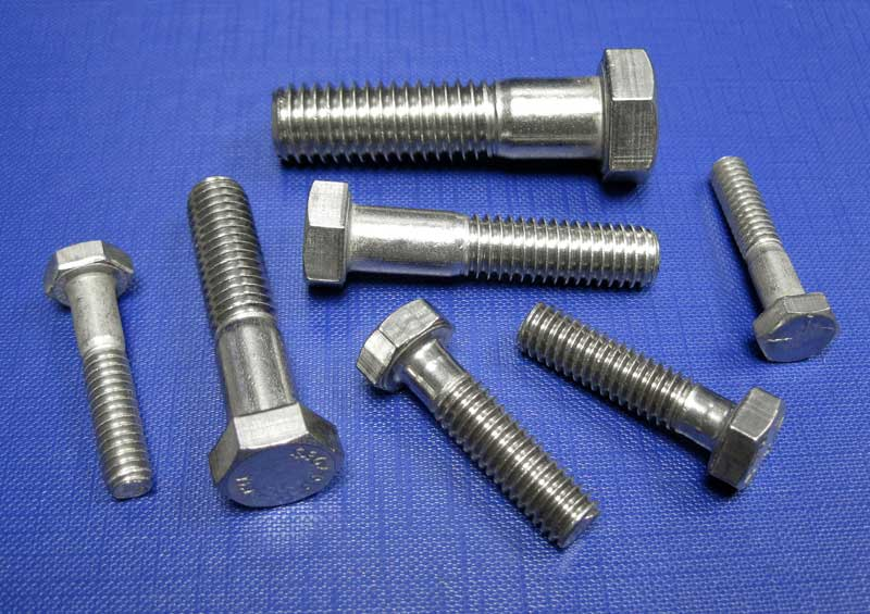 Hexagon Bolts UNC A2 ANSI B18.2.1/BS1768