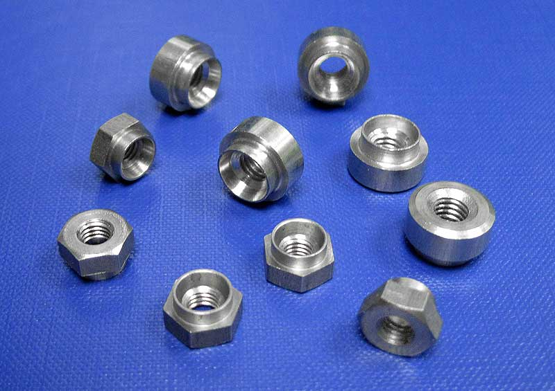 Rivet Bushes Hex Or Round M2.5-M12 (303) A1