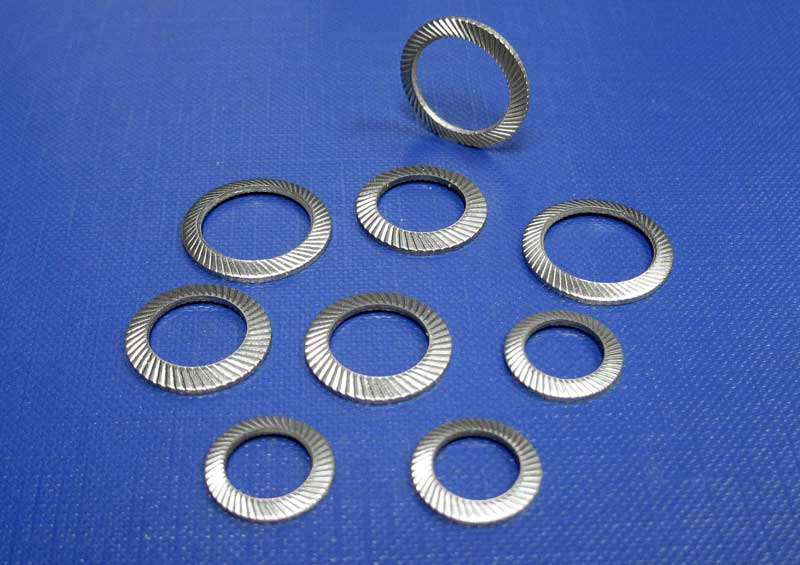 Schnorr Safety Type Washers Type S M2.5 up to M30 L9024