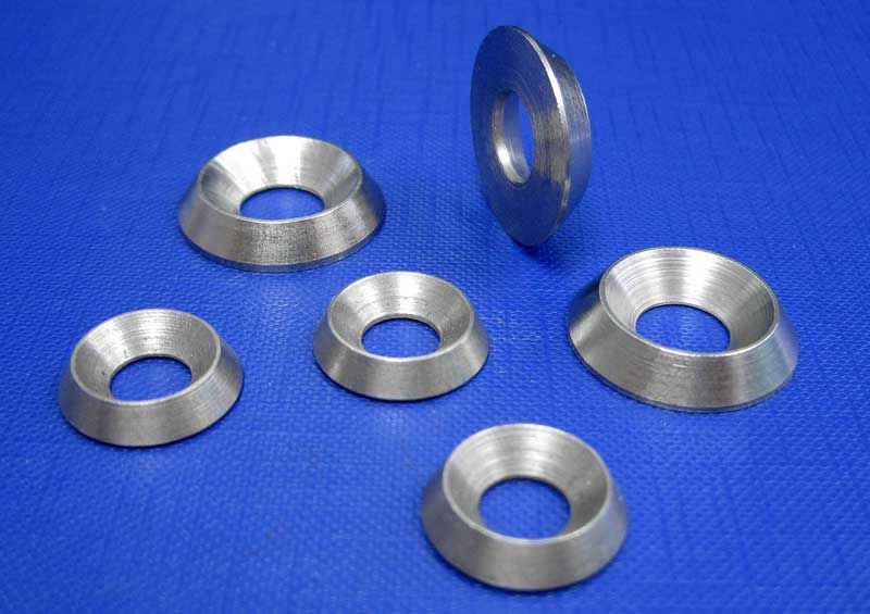Solid Screw Cup Washers
