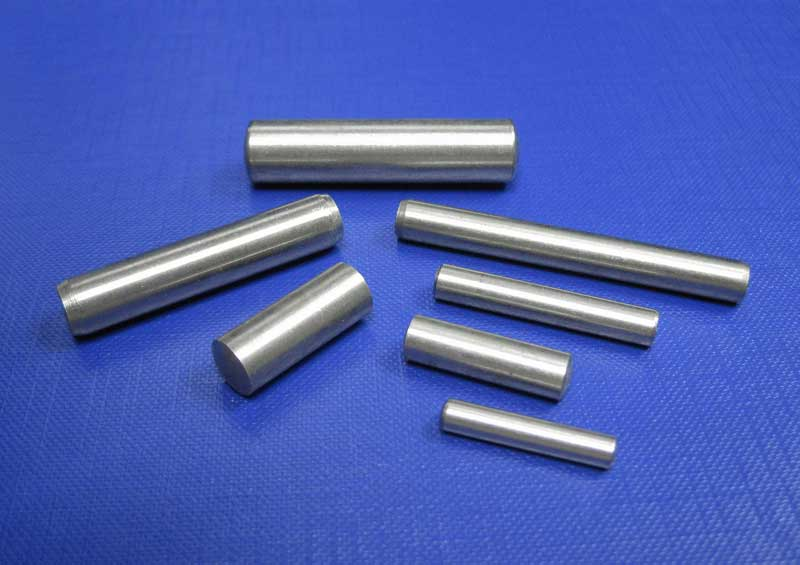 Dowel Pins M1 up to M20 Din7 A4